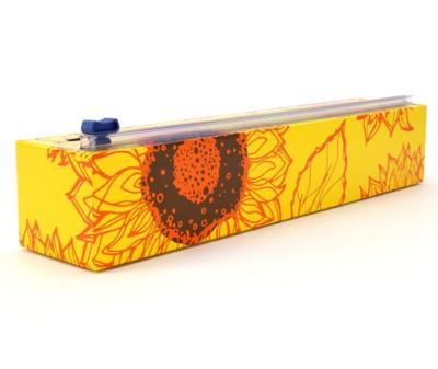 ChicWrap Plastic Wrap - Sunflowers