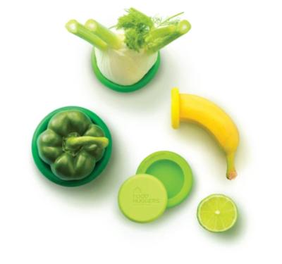 Food Huggers Set - Greens