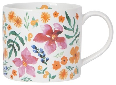 Now Designs Boxed Mug - Botanica