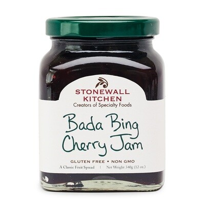 Stonewall Kitchen Bada Bing Cherry Jam
