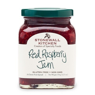Stonewall Red Raspberry Jam