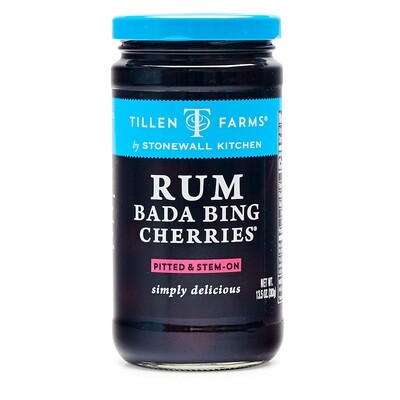 Stonewall Kitchen Rum Bada Bing Cherries (Tillen Farms)