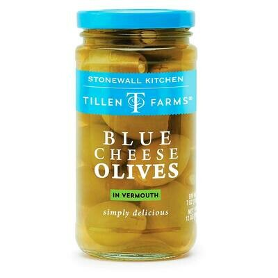 Stonewall Kitchen Blue Cheese Olives (Tillen Farms)