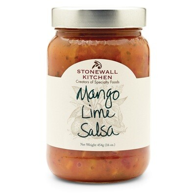 Stonewall Kitchen Mango Lime Salsa