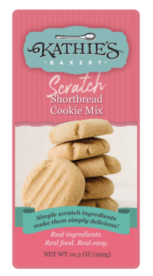 Kathie's Bakery Scratch Shortbread Mix