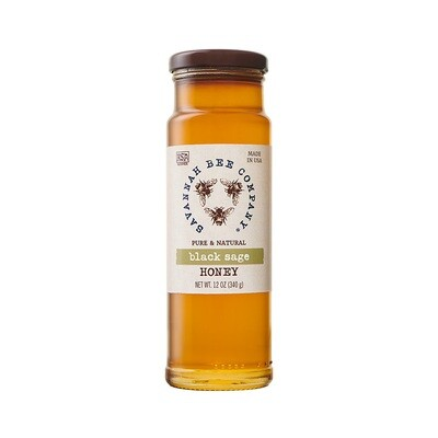 Savannah Bee Co Honey - Black Sage