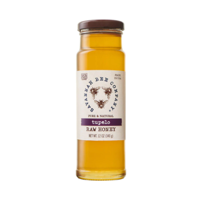 Savannah Bee Co Honey - Tupelo