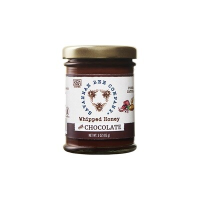 Savannah Bee Co Whipped Honey - Chocolate