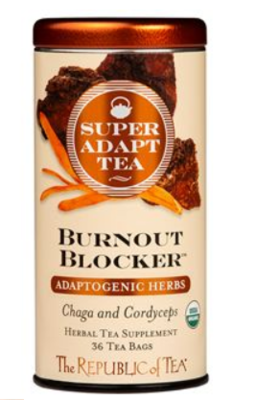 The Republic of Tea - SuperAdapt Burnout Blocker