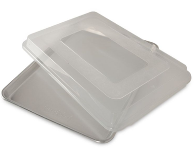 Nordic Ware Naturals Half Sheet with Lid