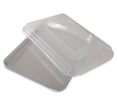Nordic Ware Naturals Quarter Sheet with Lid