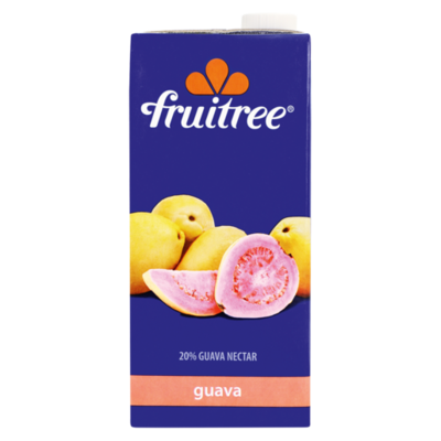 FRUITREE 1000ML - GUAVA
