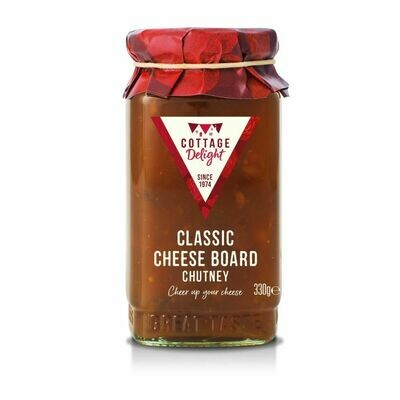 COTTAGE DELIGHT CHEESE BOARD CHUTNEY 330ML