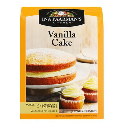 INA P VANILLA CAKE MIX