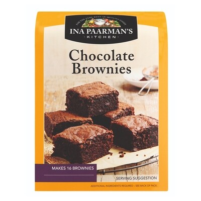 INA P BROWNIE MIX