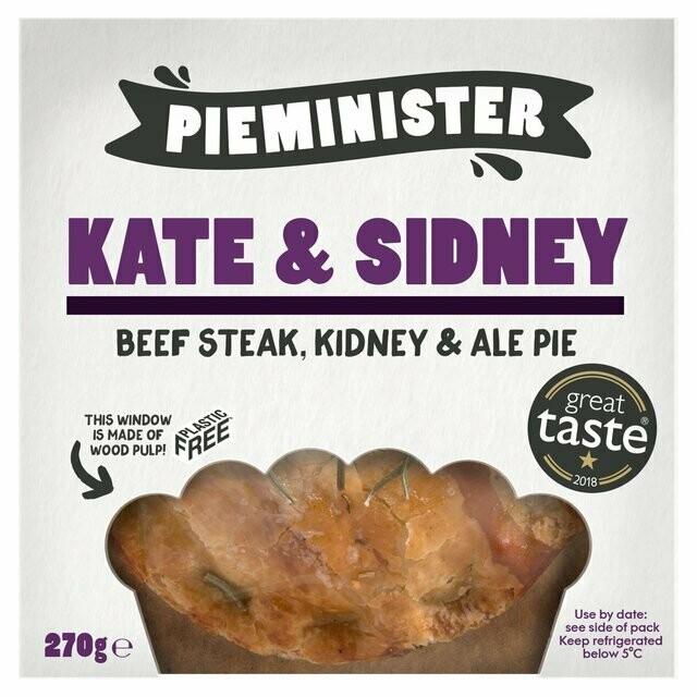 PIEMINISTER - KATE & SIDNEY PIE