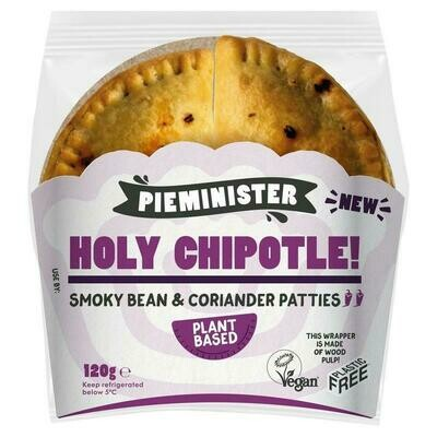 PIEMINISTER - HOLY CHIPOTLE PATTY