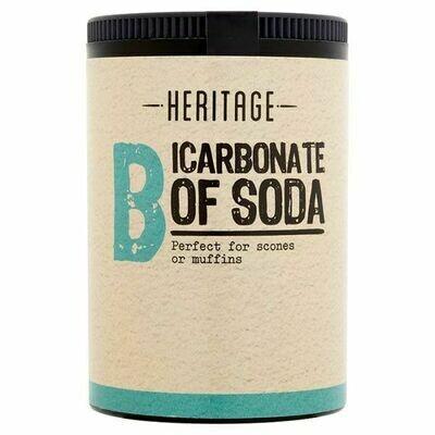 HERITAGE BICARBONATE OF SODA 100G