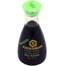 KIKKOMAN LOW SODIUM SOY SAUCE DISPENSER