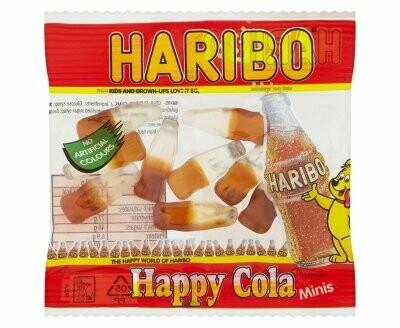 HARIBO HAPPY COLA 16G