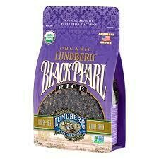 LUNDBERG - ORGANIC BLACK JAPONICA RICE BLEND 1 LB