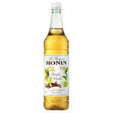 MONIN - FRENCH VANILLA SYRUP 750ML EA