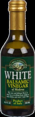 BELLA FAMIGLIA WHITE BALSAMIC VINEGAR