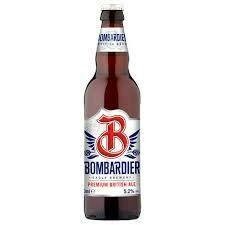 BOMBARDIER BITTER 4.7% 500ML EA