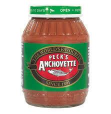 PECKS ANCHOVETTE