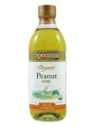 SPECTRUM PEANUT OIL 16OZ