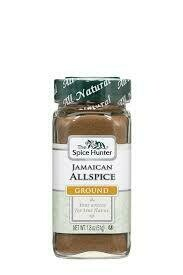 SPICE HUNTER JAMAICAN ALLSPICE GROUND