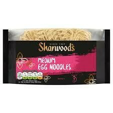 SWARWOODS MEDIUM EGG NOODLES 340G