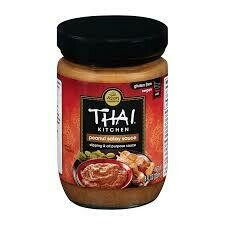 THAI KITCHEN PEANUT SATAY SAUCE 8OZ