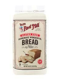 BOB'S BREAD MIX GLUTEN FREE