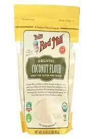 BOB'S RED MILL FLOUR,OG2,COCONUT 16OZ