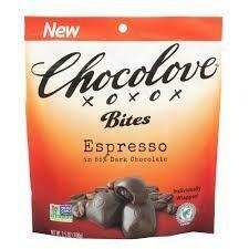CHOCOLOVE - BITES ESPRESSO