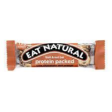 EAT NATURAL - CHOCO AND ORANGE GF 45G