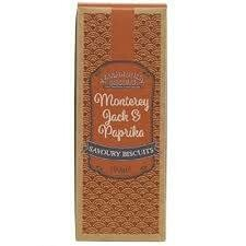 FARMHOUSE MONT JACK  BISCUITS 100G