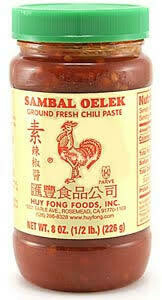 HUY FONG SAMBAL OELEK CHILI PASTE