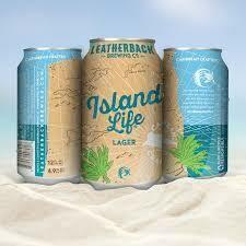 LEATHERBACK ISLAND LIFE 6PK 330ML