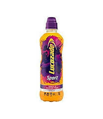 LUCOZADE SPORT - MANGO -PASSION 500ML