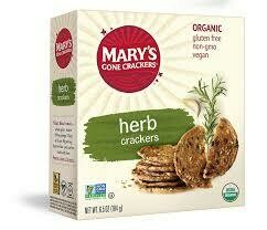 MARY'S GONE HERB CRACKERS OG2
