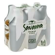SAVANNA LIGHT - 6-PACK