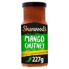 SHARWOOD GREEN LABEL MANGO CHUTNEY