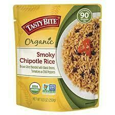 TASTY BITE SMOKY CHIPOTLE  OG2 8.8OZ EA