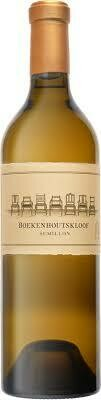 BOEKENHOUTSKLOOF (SEVEN CHAIRS) SEMILION 750ML