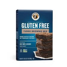 KING ARTHUR BROWNIE MIX GF 2OZ