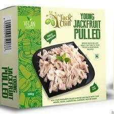 NIKASU - JACK & CHILL YOUNG PULLED JACKFRUIT 300G