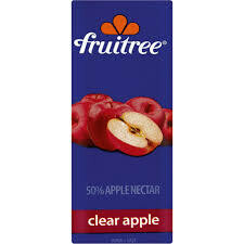 FRUITREE 1000ML - APPLE