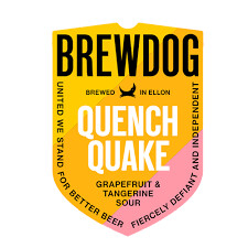 BREWDOG - QUENCH QUAKE 330ML x 12 NRB CS